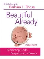 Beautiful Already - Women's Bible Study Leader Guide
