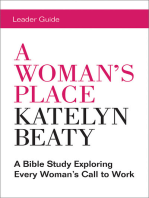 A Woman's Place Leader Guide