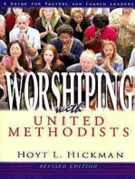 Worshiping with United Methodists Revised Edition