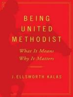 Being United Methodist