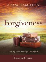 Forgiveness Leader Guide