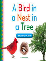 A Bird in a Nest in a Tree