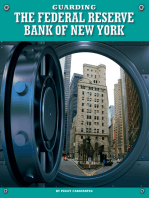 Guarding the Federal Reserve Bank of New York