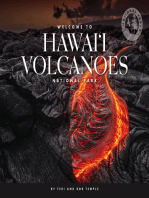 Welcome to Hawai'i Volcanoes National Park