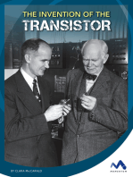 The Invention of the Transistor