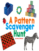 A Pattern Scavenger Hunt
