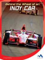 Behind the Wheel of an Indy Car