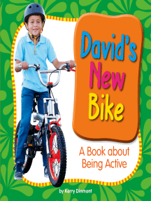 David's New Bike: A Book about Being Active