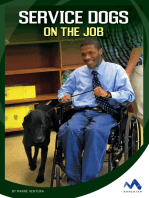 Service Dogs on the Job