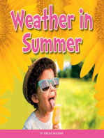 Weather in Summer