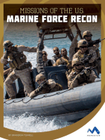 Missions of the U.S. Marine Force Recon