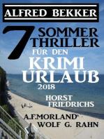 7 Sommer Thriller für den Krimi-Urlaub 2018