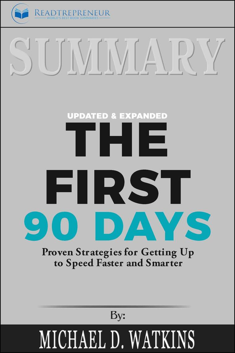 The first 90 days updated and expanded pdf free download pc