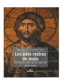 Los siete rostros de Jesús: Una historia diferente del origen del cristianismo