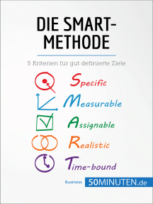 Die SMART-Methode: 5 Kriterien für gut definierte Ziele