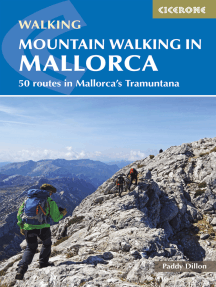 Mountain Walking in Mallorca: 50 routes in Mallorca's Tramuntana