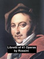 Libretti of 41 operas