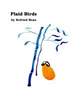 Plaid Birds