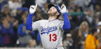 Dodgers' Muncy Making The Most Out Of Second Chance
