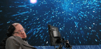 Stephen Hawking's Voice Will Be Broadcast Into Space