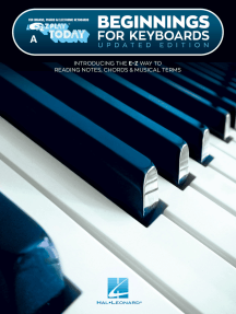 Beginnings for Keyboards - Book A: Updated Edition