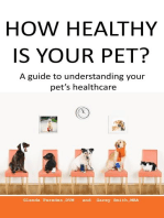 How Healthy Is Your Pet?