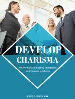Develop Charisma