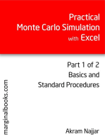 Practical Monte Carlo Simulation with Excel - Part 1 of 2
