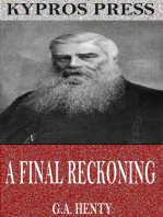 A Final Reckoning