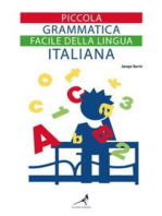 Piccola grammatica facile della lingua italiana
