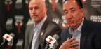 Gar Forman Opens Up On Love For Game, Job And Peace With Role In Bulls Hierarchy