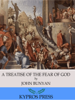 A Treatise of the Fear of God