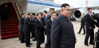 Kim Jong-un's Air China Summit Charter Is Proof Beijing Is Wind Beneath His Wings