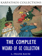 The Complete Wizard of Oz Collection (Illustrated)