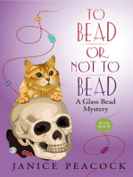To Bead or Not to Bead, Glass Bead Mystery Series, Book 4