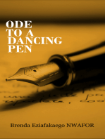 Ode To A Dancing Pen