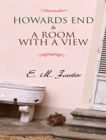 Howards End & A Room with a View
