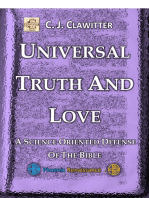 Universal Truth and Love