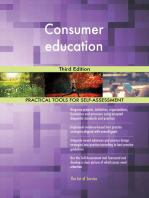 Consumer education Third Edition