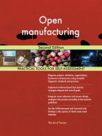 Open manufacturing Second Edition