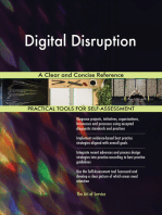 Digital Disruption A Clear and Concise Reference