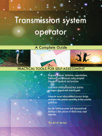 Transmission system operator A Complete Guide