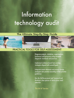 Information technology audit The Ultimate Step-By-Step Guide