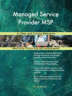 Managed Service Provider MSP A Clear and Concise Reference