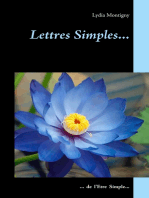 Lettres simples...