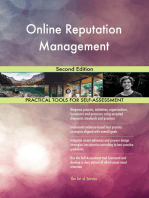 Online Reputation Management Second Edition