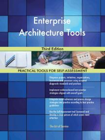 Enterprise Architecture Tools Third Edition