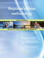 Response surface methodology Second Edition