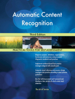 Automatic Content Recognition Third Edition