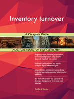 Inventory turnover A Complete Guide